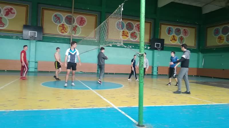 Волейбол СВ - 161п vs КИП - 171п 1
