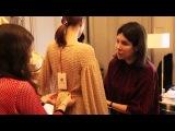 Волшебный саундтрек от Дмитрия Шурова для бренда A LA RUSSE Anastasia Romantsova - SS 2014 - Paris