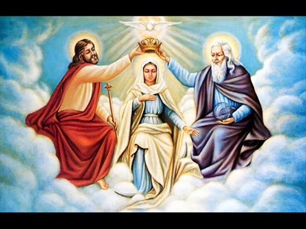 Je vous salue, Marie chanté a cappella