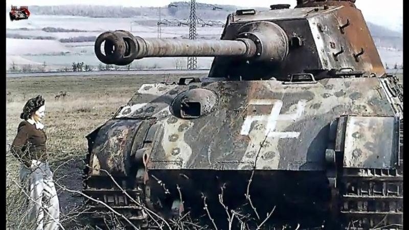 Королевский Тигр - несбывшаяся надежда. История Королевского тигра King tiger Kö