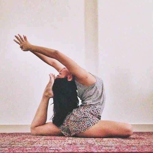 Yoga inspiration vk for Yoga tumblr inspiration