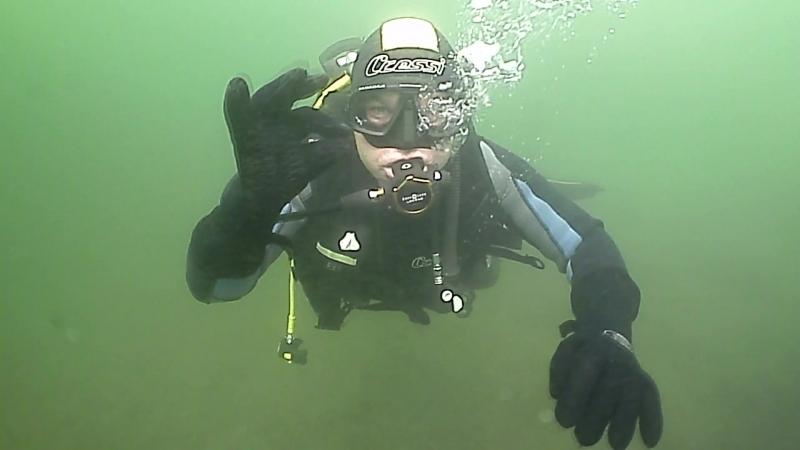 Diving: Новоульяновский карьер 30.06.18 ! (СИМБИРСКИЙ ДАЙВИНГ КЛУБ)