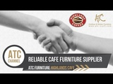 ATC Cafe Wicker Furniture Supplier Highlands Coffee Projects 2018
