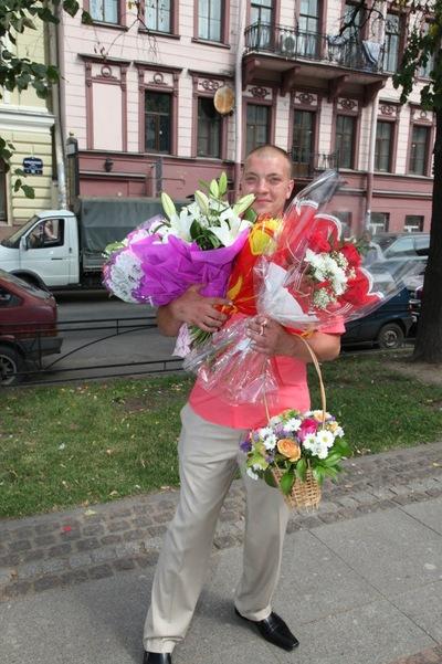 Сергей Мирилов, 20 августа 1988, Санкт-Петербург, id45540331