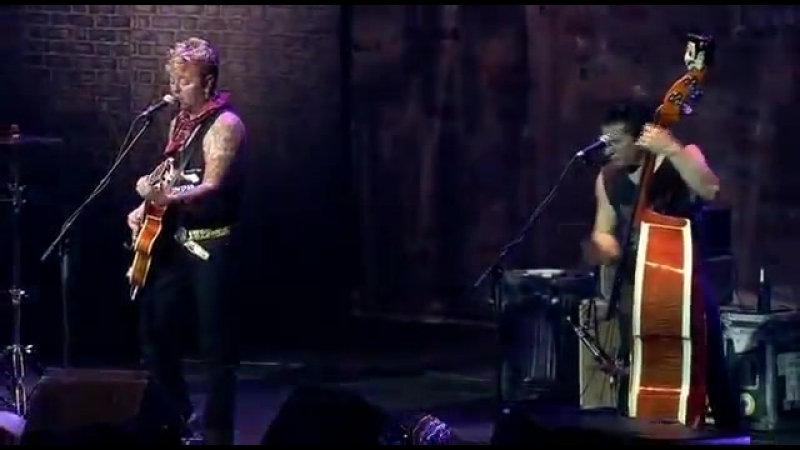 Stray Cats - Rumble in Brixton (2004)