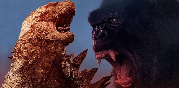 Появилось описание сюжета «Годзиллы против Кинг-Конга»