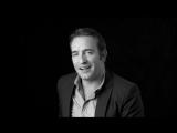 FS Прием. Жан Дюжарден — Какой фильм заставил Вас плакать (W Magazine)