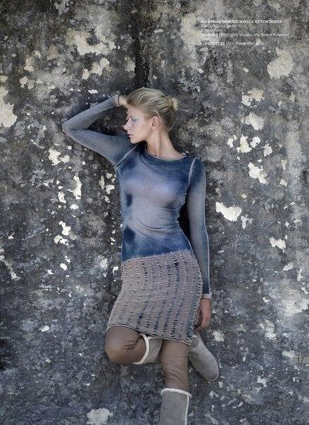 Шифоновая синяя блузка в самаре