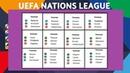 Кто выйдет из групп Лиги Наций 2018 2019 Структура Лиги Наций Всё расписание Футбол