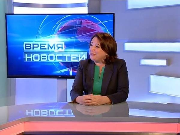 Время новостей:беседа с Яниной Павленко, председателем Крымского Бюро винограда и вина