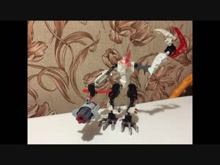 Bionicle - Shadow Toa of Cold and Ice - Likirika