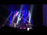 На концерте Дана Балана