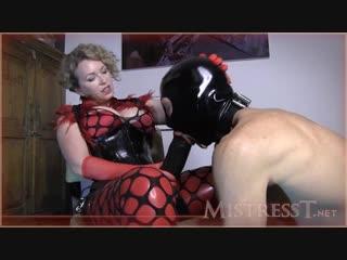 Mistress t - strapon-worship your superior goddess