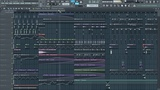 Hard Trap FLP (Professional project- SAYMYNAME &amp TERROR BASS style)