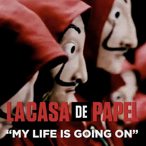 Cecilia Krull альбом My Life Is Going On (Música Original De La Serie De TV La Casa De Papel)
