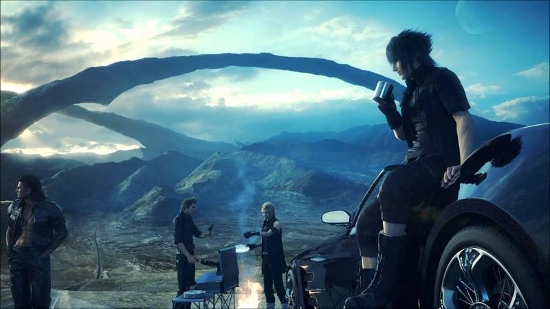 Final Fantasy XV | Rap | Hip-Hop | Trap ♪ ~ Remix ~ ♪ | Main Menu Somnus Prod. Fulmo