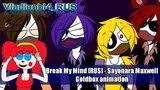 Goldbox FNaF 4 Break My Mind RUS SOVER - Sayonara Maxwell Песня на русском