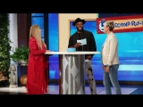 Ellen and Cardi B Play 5 Second Rule @ The Ellen Show