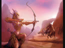 Куём нового игрока в WOW)wow warcraft tbc BoneStorm hunter Arcane_Tower bloodelf