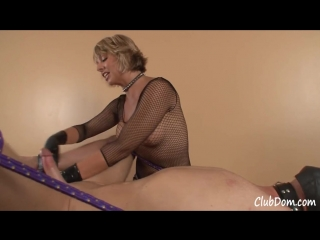 Goddess Brianna owns his balls (HD MISTRESS SLUT SLAVE HANDJOB ALL SEX)