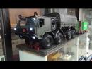 Модель TATRA T815. В мужчине всегда уживается любовь к игрушкам взрослым и детским.