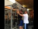 120 кг на 1 повторение 😩неудачный подход
