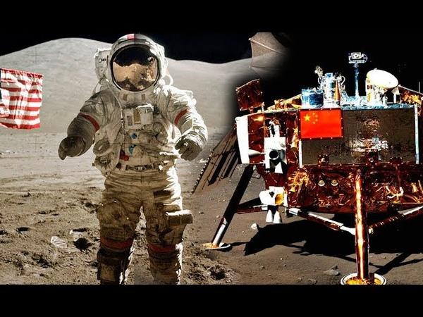 Китайцы не нашли на Луне следов американцев...