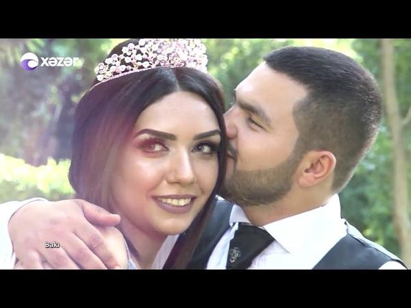 Ənənə Boxçası - Məhşur aparıcımızın xınayaxdısı (21.07.2018)