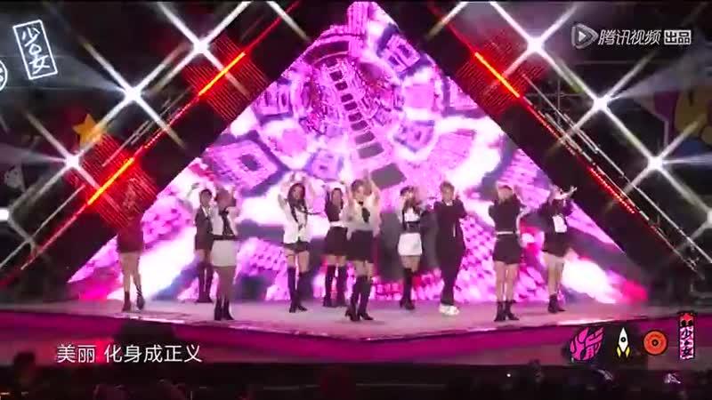 [Performance] 181117 RocketGirls 101 - Sailor Moon on FANMEETING in Shanghai @ Meiqi XuanYi