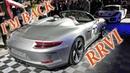 Rennsport VI 2018 Blew My Mind 😀 Porsche Unveils New 935 Speedster