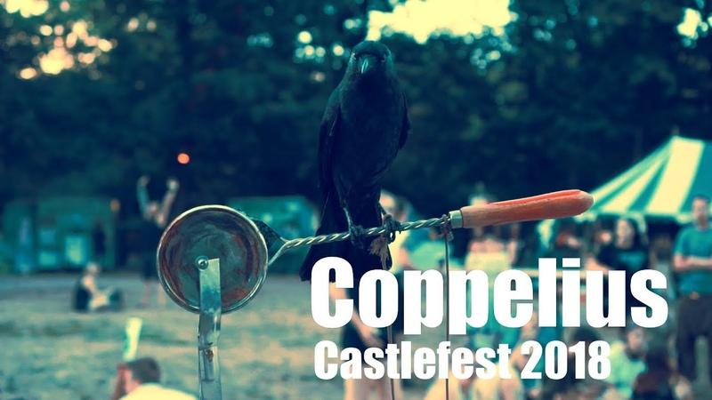 Coppelius Castlefest 2018 videographisches Tagebuch