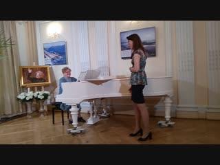 Мастер класс Тамары Новиченко в культурном центре Елены Образцовой