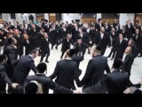 Cool dancing Hasidic Jew