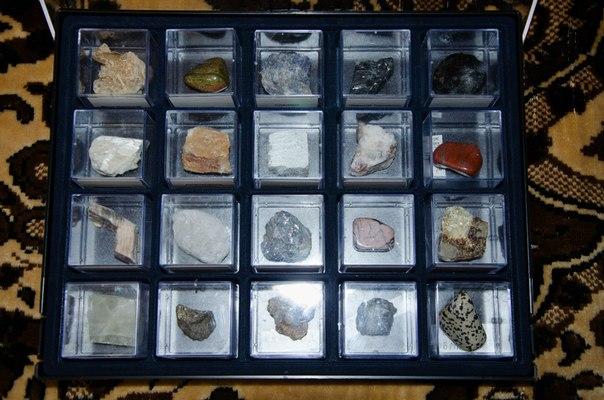 Минералы Сокровища Земли - Итоги 2-го кейса