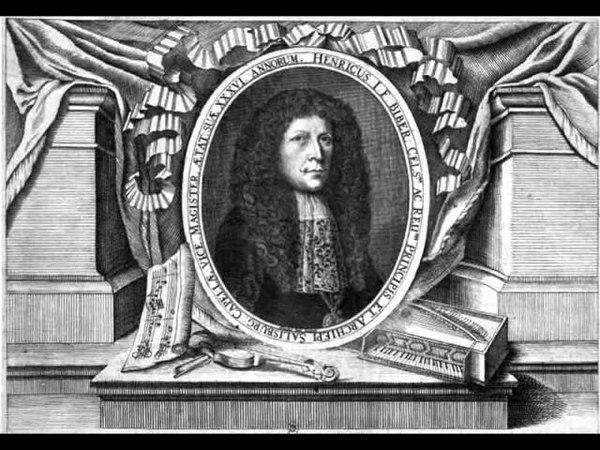 Heinrich Ignaz Franz von Biber. Sonata No. 5 in C major
