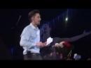 Дима Билан - На берегу неба. Монтаж из концертных выступлений
