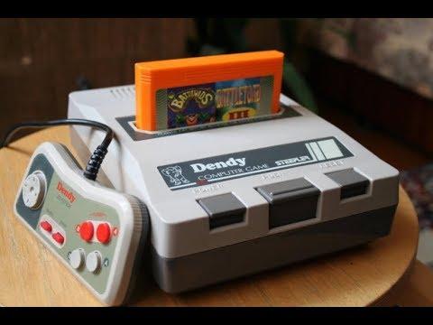 Проходим игры NES(Dendy) по одному уровню