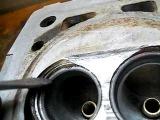 Теория ДВС: Доработка камеры сгорания/ГБЦ ВАЗ 21083