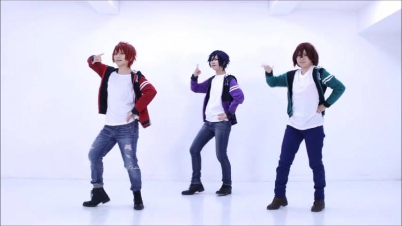 Uta no Prince-sama 【ROT】ハイファイレイヴァー踊ってみた【コスプレ】