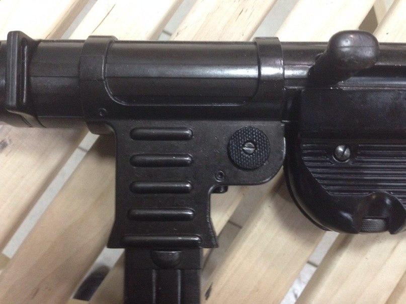 Кнопка сброса магазина пистолета пулемета MP40
