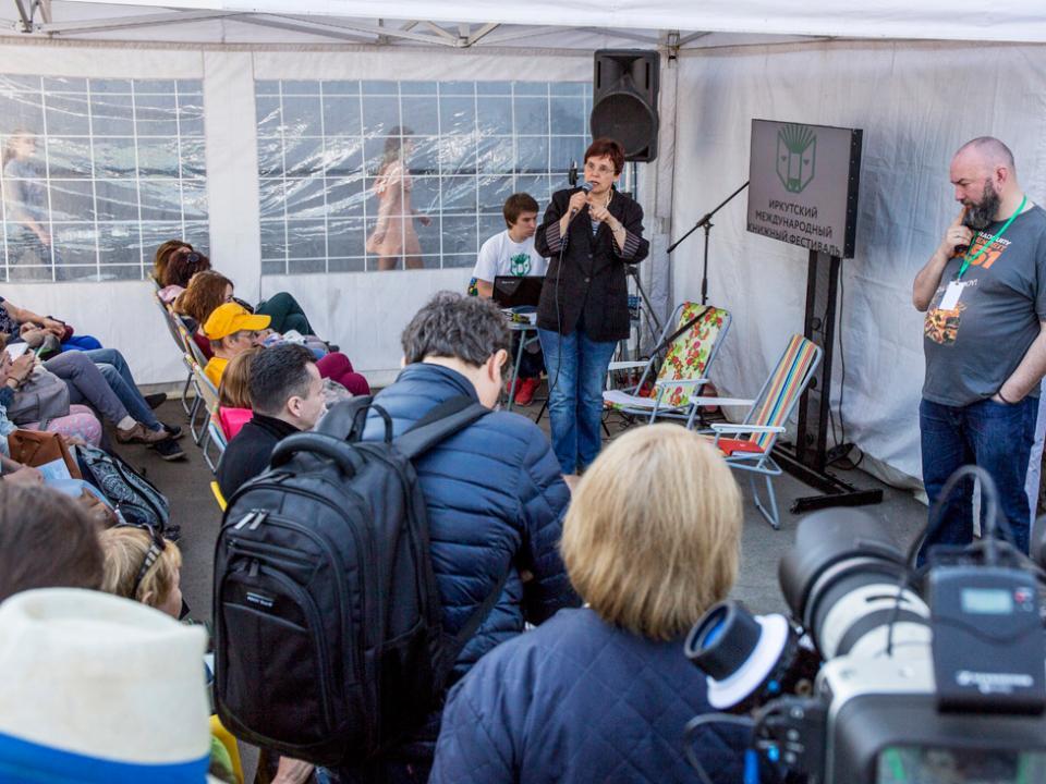 Фонд Олега Дерипаски отменил Второй Иркутский книжный фестиваль из-за санкций США