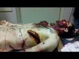 Tamerlan Tsarnaev ? NAKED walking alive !