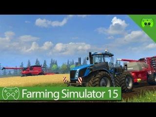 GAMESCOM 2014 - Farming Simulator 2015 «» Gamescom 2014