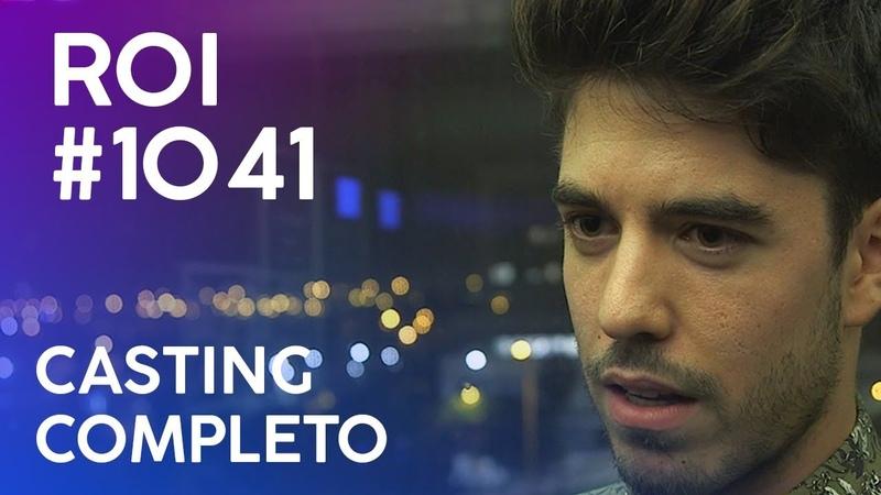 CASTING COMPLETO de ROI | OT 2017