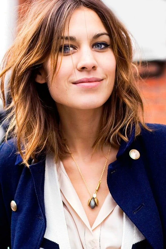 MIDI-LENGTH HAIRSTYLES 2019 JUST FOR STYLISH, CRAZY GIRLS. 4