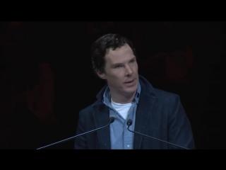 JUST DO - Benedict Cumberbatchs MOTIVATIONAL Speech