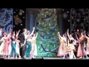 Театр РАМТ, на балете Щелкунчик поклон артистов РАМТ золушка балет балетлетом balletletom baletletom
