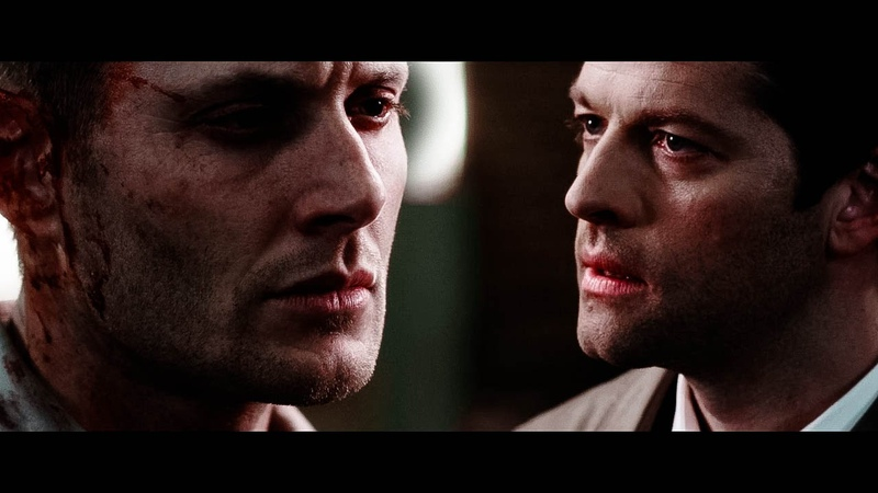 Dean/Castiel - The Mark is changing you