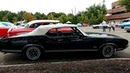 1971 BLACK OLDSMOBILE CUTLASS CONVERTIBLE 2 DOOR SEDAN 'CRUISE'