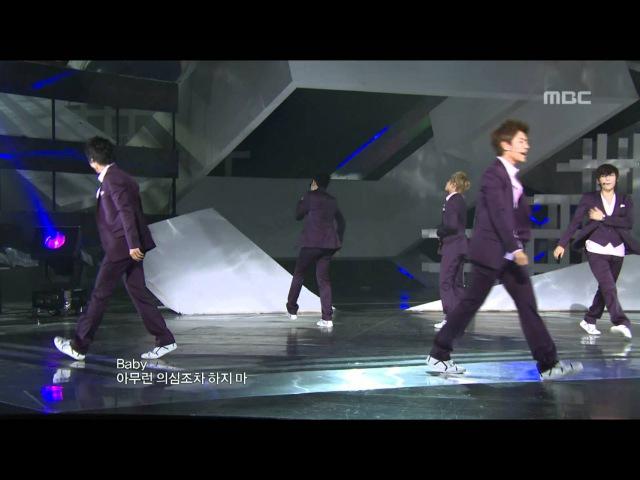 BEAST - Special, 비스트 - 스페셜, Music Core 20100515